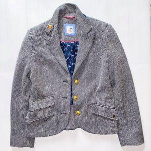 Tommy Girl blazer jacket nwot beautiful Med